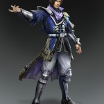 Dynasty Warriors 8 Cao Pi Artwork