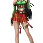 Dynasty Warriors 8 Guan Yinping Artwork