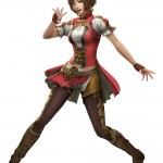 Dynasty Warriors 8 Sun Shangxiang Artwork