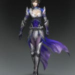 Dynasty Warriors 8 Wang Yi Artwork