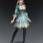 Dynasty Warriors 8 Wang Yuanji Artwork