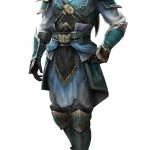 Dynasty Warriors 8 Zhao Yun Artwork