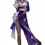 Dynasty Warriors 8 Zhenji Artwork