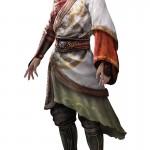 Dynasty Warriors 8 Zhou Yu Artwork