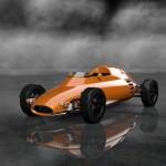 Gran Turismo 6 Light Car Company Rocket '07 Render