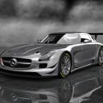 Gran Turismo 6 Mercedes-Benz SLS AMG GT3 '11 Render