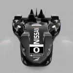 Gran Turismo 6 Nissan DeltaWing '12 Render