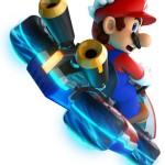 Mario Kart 8 Mario Artwork