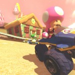 Mario Kart 8 Toadette Screenshot