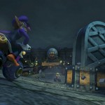 Mario Kart 8 Waluigi Screenshot