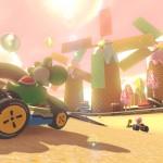 Mario Kart 8 Yoshi Screenshot