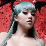 Morrigan Aensland Cosplay