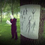 Slenderman Cosplay Image