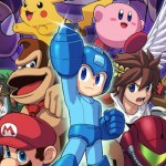 Super Smash Bros Wii U and 3DS Characters List