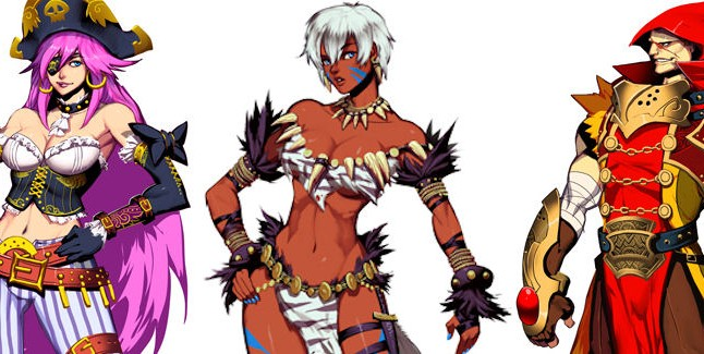 Ultra Street Fighter IV Characters