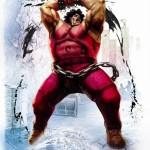 Ultra Street Fighter IV Hugo Artwork