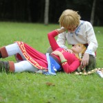 Zelda and Link Best Cosplay