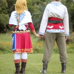 Zelda and Link Cosplay Picture