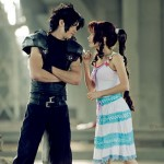 Aerith & Zack Cosplay