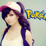 Pokemon Trainers Hilda & Rosa Cosplay