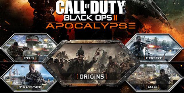 Black Ops 2 Apocalypse Walkthrough