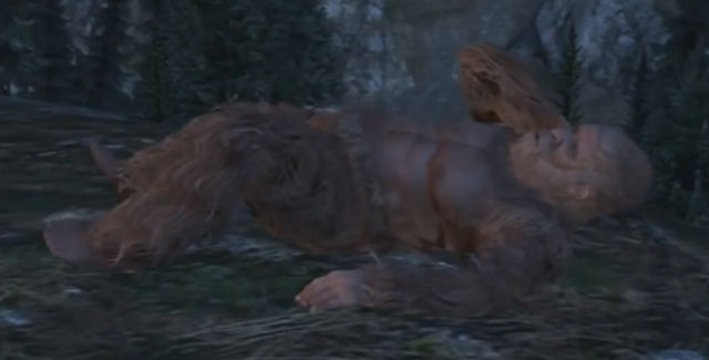 How To Find Bigfoot In Grand Theft Auto 5