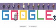 Doctor Who 50th Anniversary Google Doodle Game