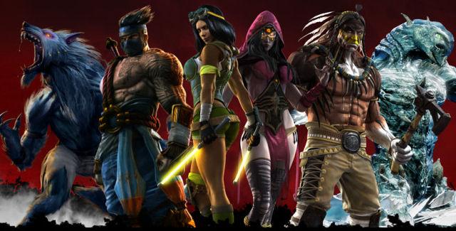 Killer Instinct 2013 Characters List
