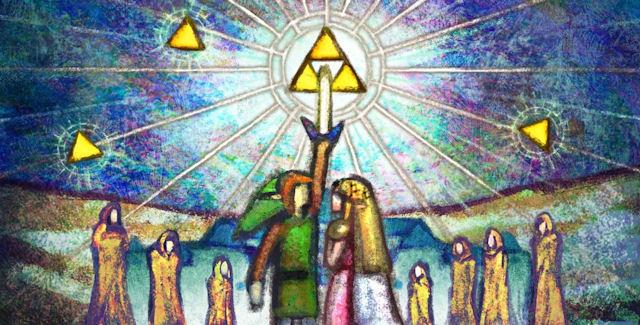 Zelda: A Link Between Worlds Glitches