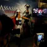 Assassin's Creed female Assassin cosplay