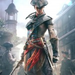 Aveline de Grandpre costume artwork