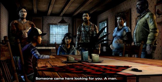 The Walking Dead Game: Season 2 Episode 2 screenshot