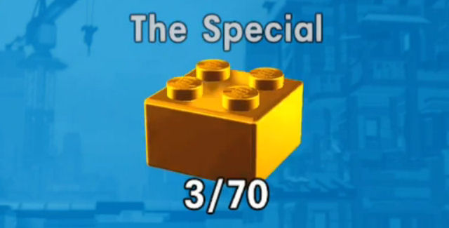 The Lego Movie Videogame Gold Bricks Locations Guide