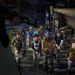 The Walking Dead Game: Season 2 Episode 3 Captured Group screenshot
