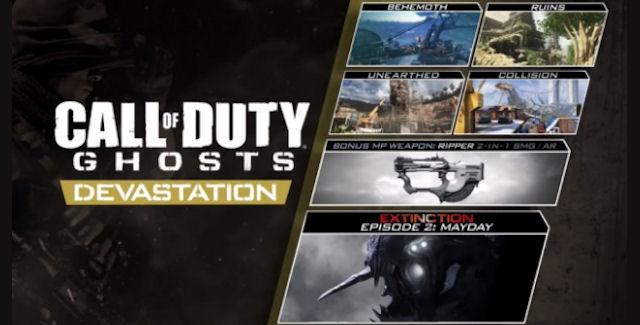 Call of Duty: Ghosts Devastation Walkthrough