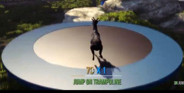 Goat Simulator Achievements Guide