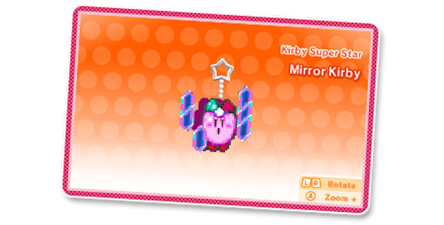 Kirby Triple Deluxe Keychains Locations Guide