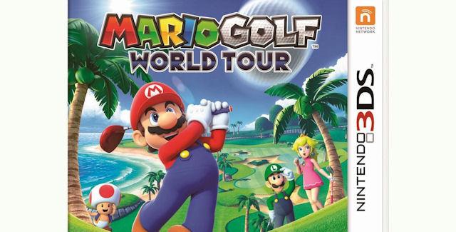 Mario Golf: World Tour Cheats