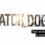 Watch Dogs Logo Wallpaper