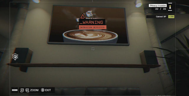 Watch Dogs Privacy Invasions Locations Guide