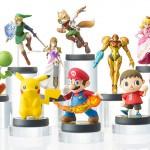 Amiibo Characters Figurine Lineup Toy Series 1 Wii U