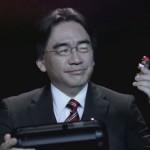 Amiibo Iwata Mario vs Reggie