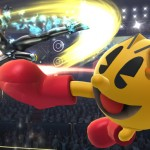 Pacman vs Zero Suit Samus Super Smash Bros. 4 Gameplay Screenshot Wii U E3 2014