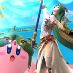 Palutena Kirby Smash Bros. 4 Wii U Gameplay Screenshot E3 2014