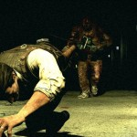 Evil Within Gameplay Screenshot Chainsaw Guy