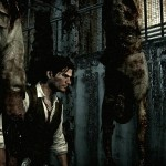 The Evil Within Gameplay Screenshot Hanging Corpses