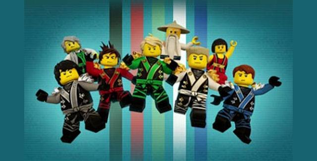 Lego Ninjago Ni... Lego Games Ninjago Free