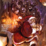 Santa Claus on Fables cover 56