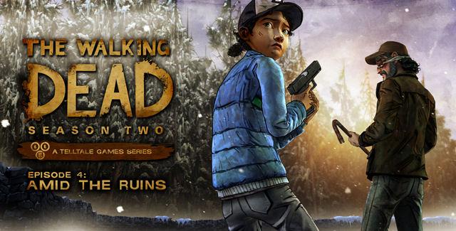 The Walking Dead Game: Season 2 Episode 4 Walkthrough
