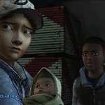 The Walking Dead Game: Season 3 Clementine's cool hat screenshot